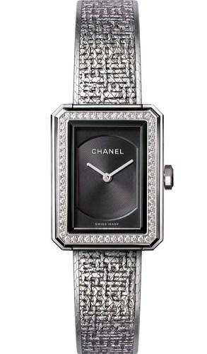 Chanel Boy.Friend Tweed