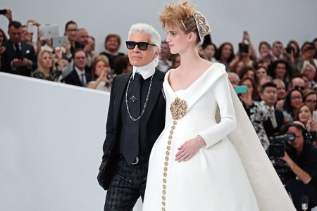 Maestro Karl Lagerfeld