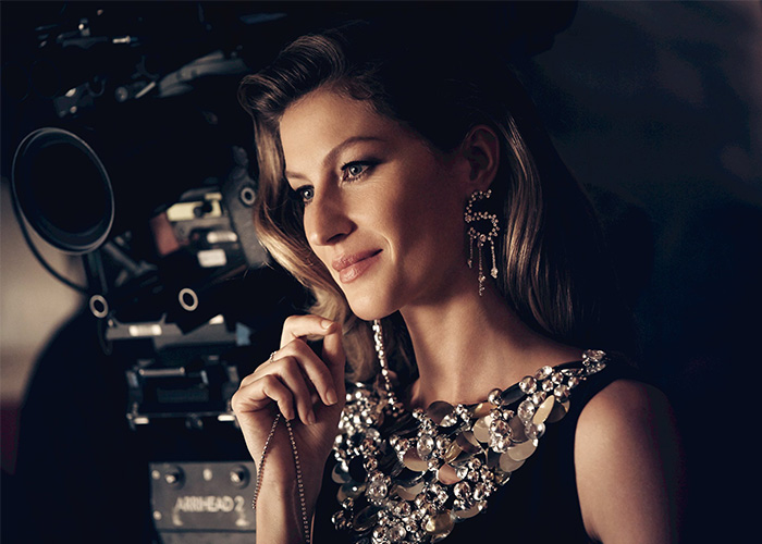 Chanel no 5 the one that i want Gisele Bundchen