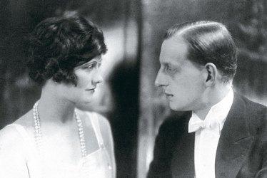 Gabrielle Chanel and the Grand Duke Dmitri Pavlovitch, circa 1920