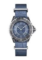 Chanel: J12-G.10 Blue Chromatic