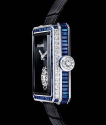 Chanel Premiere Flying Tourbillon precious colours (side view)