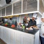 Chef Zorawar Singh Ahluwalia and Chef Sunil Rathod