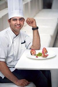 Chef Sunil Rathod