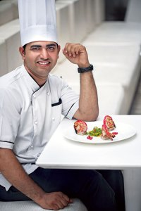 Chef Sunil Rathod
