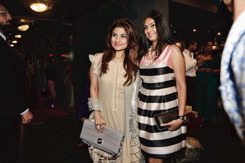 Chetna Shastri, Ashumi Siroya