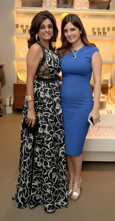 Chhaya Momaya and Simone Arora