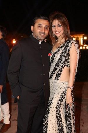 Chirag and Tanaz Doshi