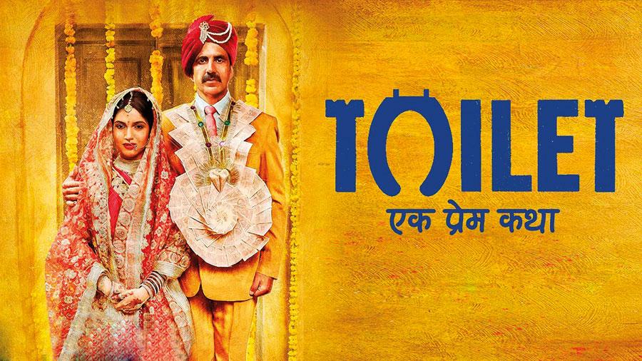 Toilet: Ek Prem Katha, Cinema