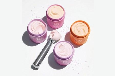 Clinique Happy Gelato body creams