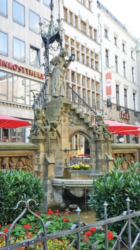 Fountains of Cologne