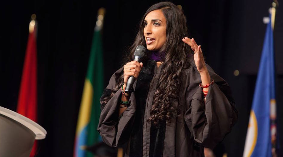 Valarie Kaur, Activist, Washington, Online Power List 2017, Power Moment 2017,