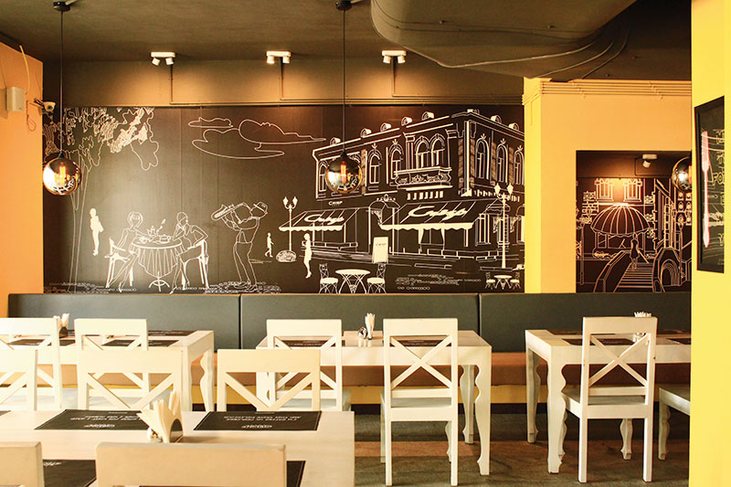 Crisp Cafe, Chennai