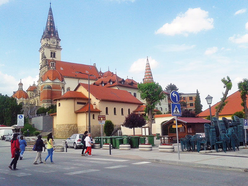Marija Bistrica Church, Zagreb, Croatia