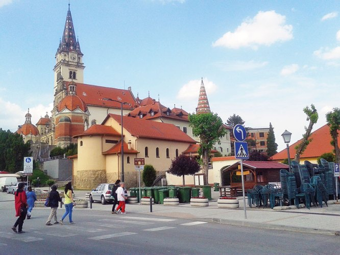 Marija Bistrica Church