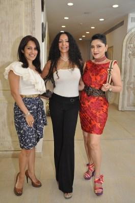 Kriti Soni, Shweta Shetty, Aarti Surendranath