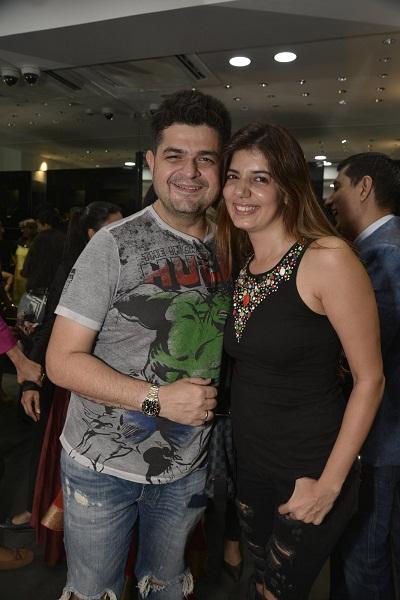 Dabboo and Manisha Ratnani