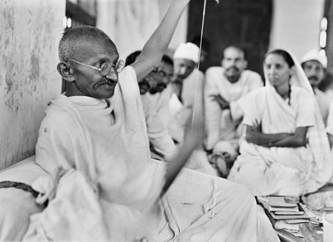 Dandi, Indien, 7. April 1930