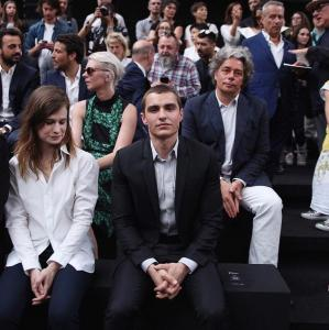 Dave Franco at Dior