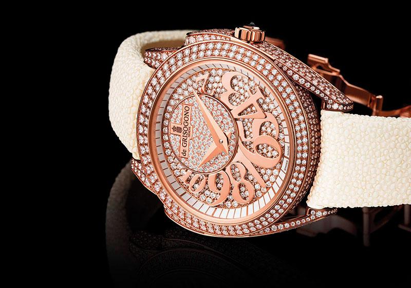 De Grisogono, Watches