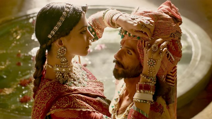 Deepika Padukone was paid more than both Shahid Kapoor (in pic) and Ranveer Singh in Padmaavat