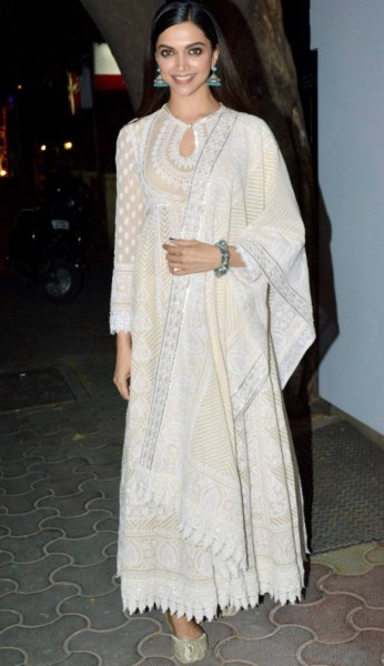 Deepika Padukone in Abu Jani and Sandeep Khosla