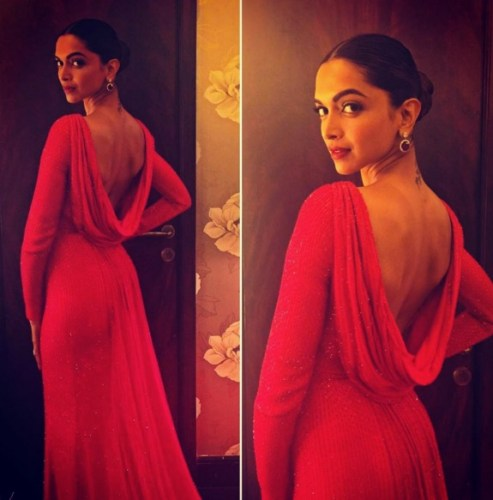Deepika Padukone in Ralph and Russo