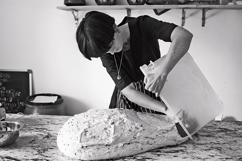 Dina Weber, SAPA Sourdough & Pastry, Mysuru