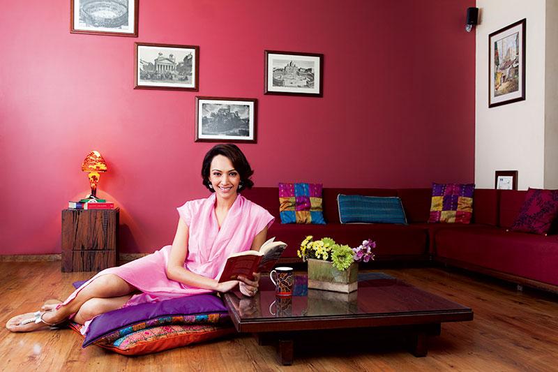 Dipannita Sharma, Model, Actor, Entrepreneur