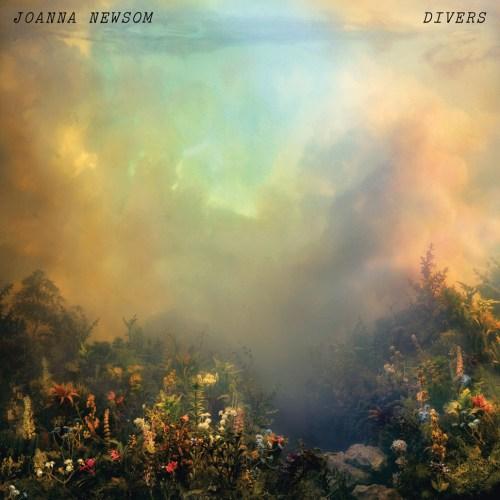 Cover for Joanna Newsom's album 'Divers'