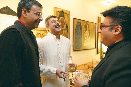 Ashwin Deo, Anish Trivedi, Fahad Samar