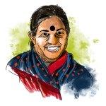 Dr Vandana Shiva, Uttarakhand