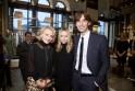 Gucci store launch russia moscow gum Ekaterina Moiseeva, Frida Giannini, Patrizio di Marco