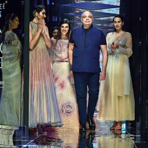 Tarun Tahiliani at Lakmé Fashion Week Spring Summer 2018