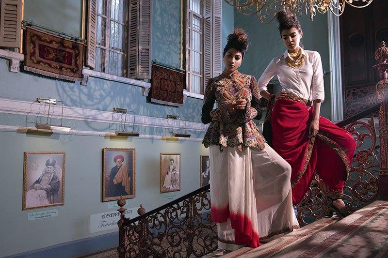 sari warrior, sari revival, handlooms, fashion, campaign, India