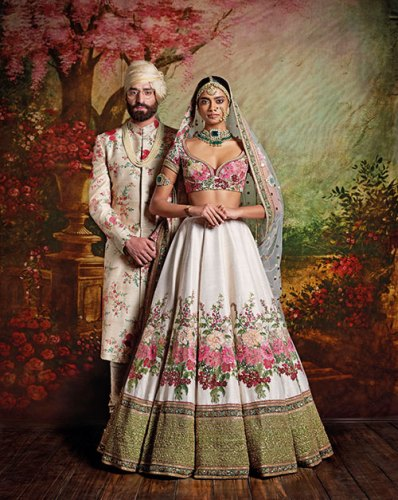 Sabyasachi Firdaus couture collection 2016