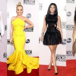 American Music Awards 2014 music celebrity red carpet