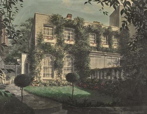 Felix Kelly, Durham Cottage