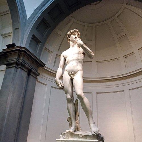 Renaissance Man: David