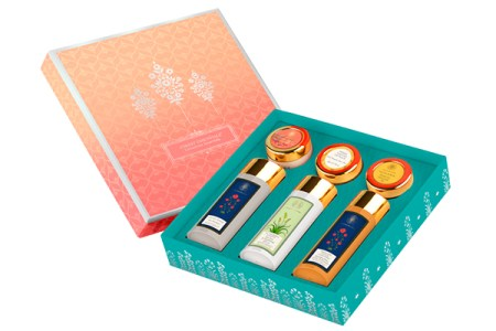 Forrest Essentials festive gifting box