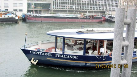 Paris, Capitaine Fracasse