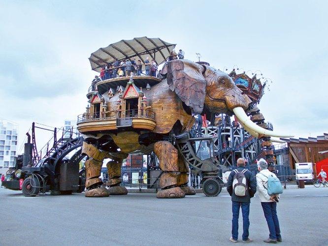 The Grand Elephant, Nantes