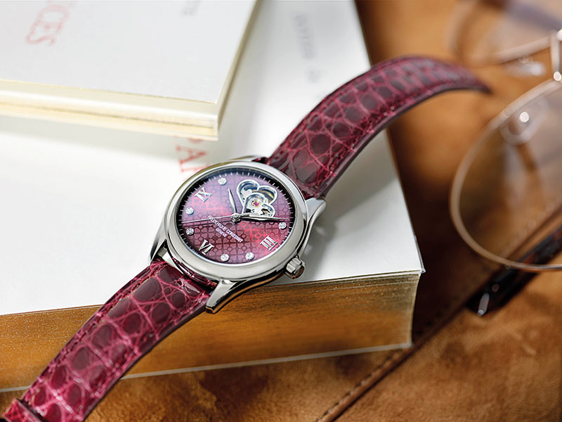 Frederique Constant's new Ladies Automatic models