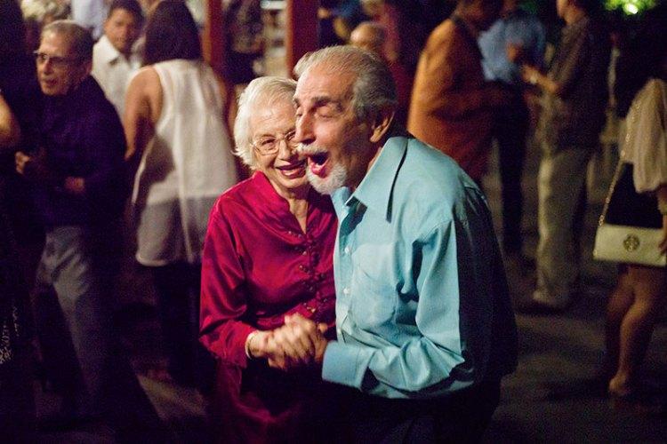 Freny and Rumi Taraporevala's New Year celebrations