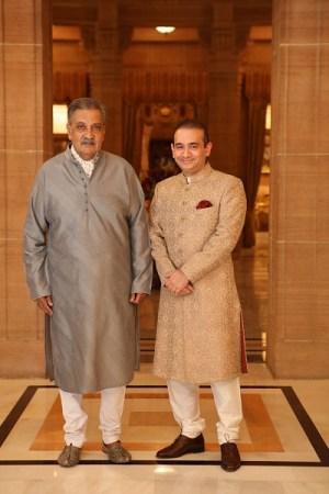 Gaj Singh II, Nirav Modi