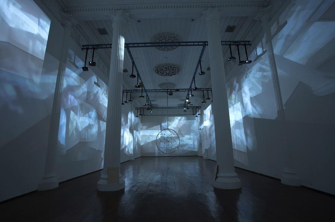 Gary Hill, Kochi-Muziris Biennale, Art,