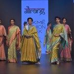 Designer Gaurang's collection