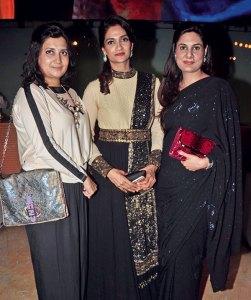 Gayatri Ruia, Shruti Vora, Shibani Agarwal