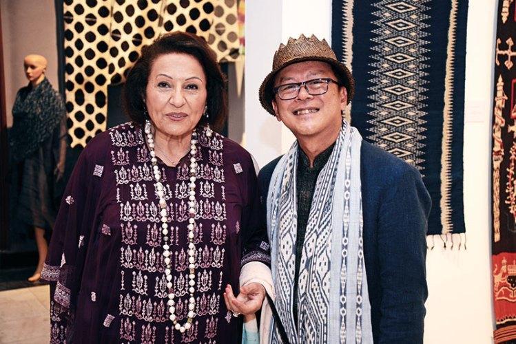 Ghada Hijjawi-Qaddumi, Edric Ong