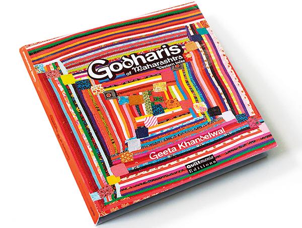Godharis Of Maharashtra, Geeta Khandelwal, Quilt Mania Editions